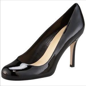 Kate Spade Black patent heels